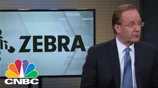 ZEBRA TECHNOLOGIES Zebra Technologies CEO: Connecting Physical to Digital | Mad Money | CNBC