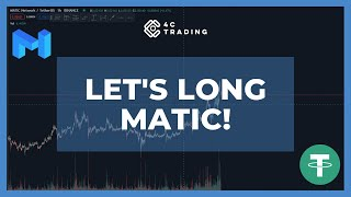 Let's long MATIC #crypto #pos #matic #4ctrading