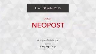 QUADIENT Action Neopost : rebond attendu vers le haut du trading range - Flash analyse IG 30.07.2018