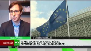 Traité constitutionnel européen : «Depuis 15 ans, on paye encore le prix de ce déni de démocratie»