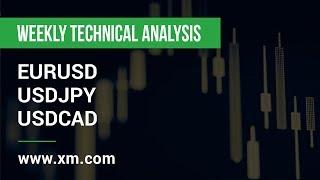 EUR/USD Weekly Technical Analysis: 19/11/2019 - EURUSD, USDJPY, USDCAD