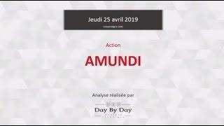 AMUNDI AMUNDI : impulsion haussière