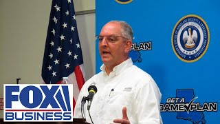 BEL LIVE: Louisiana Gov. Bel Edwards holds press conference on state's response to Hurricane Delta