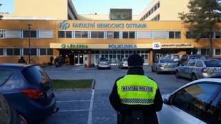 Cechia: strage e poi suicidio  in ospedale