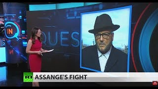 US plotted to murder Julian Assange – Galloway
