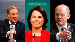 German election 2021: Who's who in the race to replace Angela Merkel as chancellor?