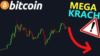 BITCOIN BITCOIN ATTENTION À VOS YEUX, CA VA FAIRE MAL  !? btc analyse technique crypto monnaie