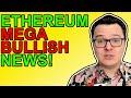 Ethereum Ready To Explode As Big Money Piles Into Crypto!