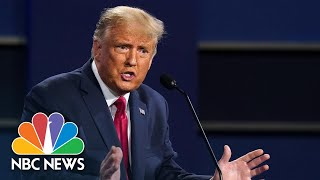 Trump Promises 'Brand New Beautiful Health Care,' Offers No Details | NBC News