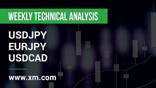 EUR/JPY Weekly Technical Analysis: 24/02/2020 - USDJPY, EURJPY, USDCAD