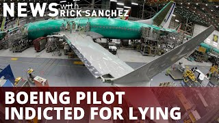 BOEING COMPANY THE Boeing pilot indicted for lying to regulators