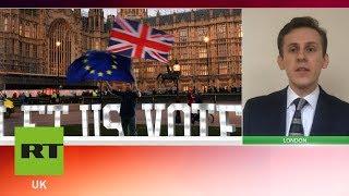 AMP LIMITED EU & UK reach agreement on #BrexitDeal