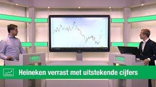 HEINEKEN Heineken verrast met uitstekende cijfers | LYNX Marktupdate