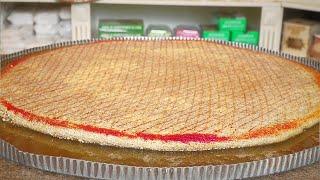 SUGAR Le halva, gâteau sucré et épicé d'Azerbaïdjan