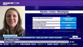 Quelles sont les valeurs de prédilection des gérants européens par Mara Dobrescu.