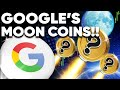 Google's Favorite ALTCOINs!? The (3) Coins w/ DEEP TIES!!