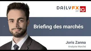 BITCOIN Briefing des marchés - Analyse du Forex - Bitcoin - Brent - Gold - Indices