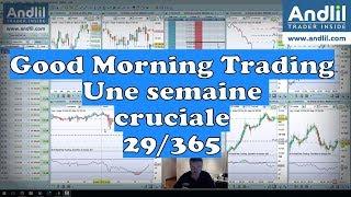 APPLE INC. Good Morning Trading Apple et autres compagnies au programme de la journée de bourse