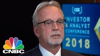 CSX CORP. CSX CEO: Tariffs Haven't Moved Our Business One Way Or Another | CNBC