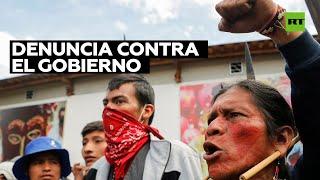 Dirigente indígena: Lenín Moreno no afronta la crisis en Ecuador