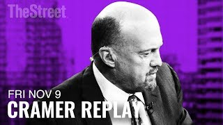 ACTIVISION BLIZZARD INC Jim Cramer on the Fed, Chinese Stocks, Activision, Dropbox & General Electric