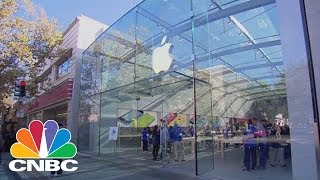 APPLE INC. Apple Shares Upgraded Because $1,000 iPhone Will 'Extract' More Profits From Consumers | CNBC