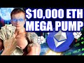 Ethereum Will PUMP for the Next 30 Days!! $10k ETH End of Year!?