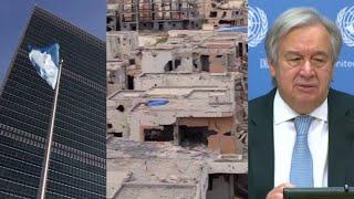 La ONU celebra sus 75 años con un llamado a la paz global para luchar contra la pandemia