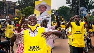 Amtsinhaber Museveni offiziell Sieger der Präsidentenwahl