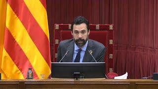 Torrent comunica al pleno que las elecciones serán el 14 de febrero