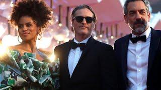 """GOLD - USD """"Joker"""" conquista Leão de Ouro no Festival de Veneza"""