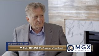 MGX MINERALS INC ORD Interview with MGX Minerals Inc. (CSE: XMG) (OTCQB: MGXMF) (FKT: 1MG) Chairman Marc Bruner