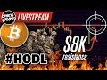 Bitcoin - Bitcoin About To SMASH 8k! Resistance Is Futile! 10k Next in Line!?
