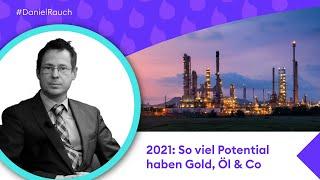GOLD - USD Basismetalle, Gold, Platin, Öl – wo spielt 2021 die Musik? | Börse Stuttgart