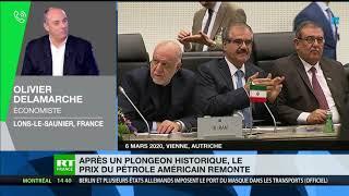 WTI CRUDE OIL Chute du pétrole WTI : «Un microévénement», selon Olivier Delamarche