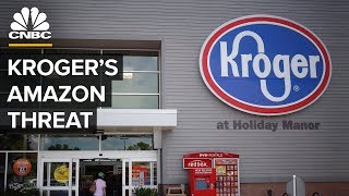 KROGER COMPANY THE Did Amazon Kill Kroger?