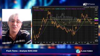 EUR/USD Flash Forex : Analyse EUR/USD