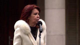 """Cristina Fernández pidió dejar la vacuna y la pandemia """"afuera de la disputa política"""""""