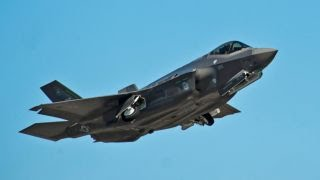 LOCKHEED MARTIN Lockheed Martin shows off F-35 fighter jet at Paris Air Show