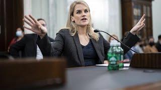 FACEBOOK INC. Whistleblowerin Haugen vor US-Senat: Schwere Vorwürfe gegen Facebook