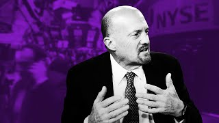 ORACLE CORP. Jim Cramer on Oracle, Tariffs, T. Boone Pickens and the Markets