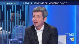 """Andrea Orlando: """"Se salta il governo Conte, il fronte progressista non c'è più. Raggi? Non ..."""
