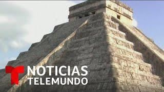 Chichén Itzá reabre sus puertas tras seis meses de pandemia   Noticias Telemundo
