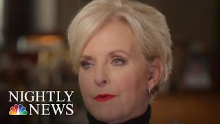 Cindy McCain On Husband John McCain's Legacy One Year After His Death | NBC Nightly News