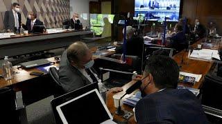 Bis zu 78 Jahre Haft? Brasiliens Senat empfiehlt Anklage gegen Bolsonaro