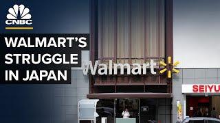 WALMART INC. Why Walmart Is Failing In Japan