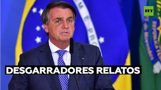Los desgarradores relatos de las víctimas del covid-19 en Brasil ante la comisión que a Bolsonaro