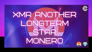 MONERO XMR ANOTHER LONGTERM STAR   #MONERO #crypto #4ctrading