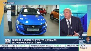 PEUGEOT Jean-Philippe Imparato (Peugeot) : Stellantis, le groupe issu de la fusion PSA/Fiat Chrysler