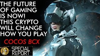 Future of Gaming is Now! This Crypto Will Change How You Play! New Binance Listing Cocos BCX
